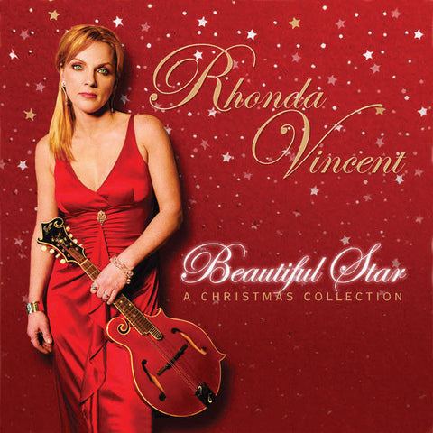 Rhonda Vincent: Beautiful Star: Christmas Collection