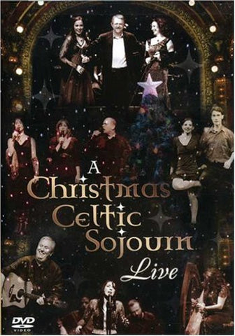 A Celtic Christmas Sojourn DVD