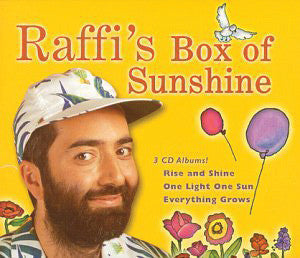 Raffi's Box Of Sunshine 3-CD Set