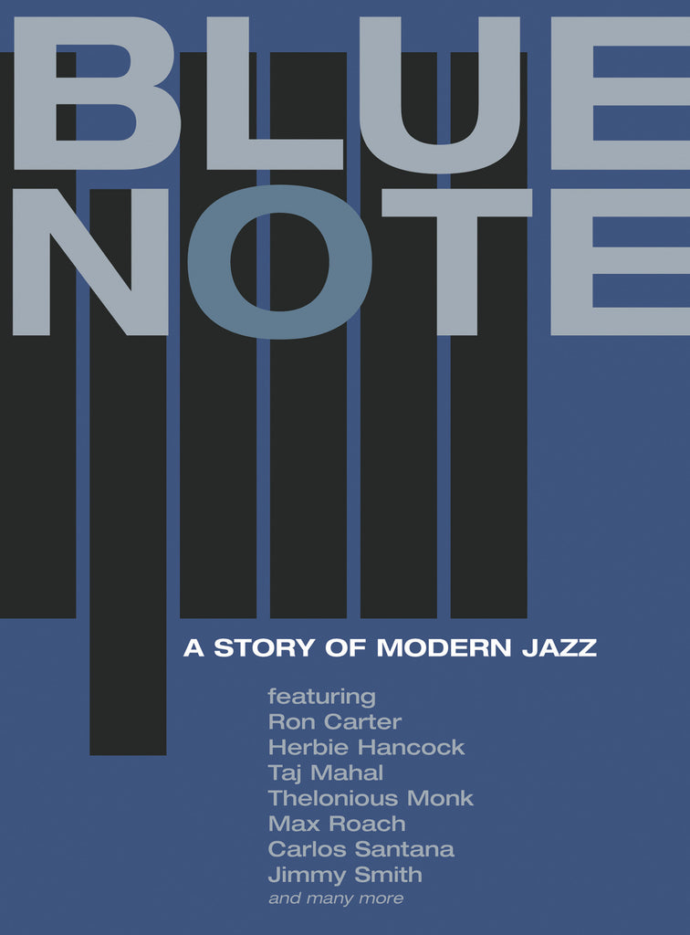 Blue Note: A Story of Modern Jazz DVD