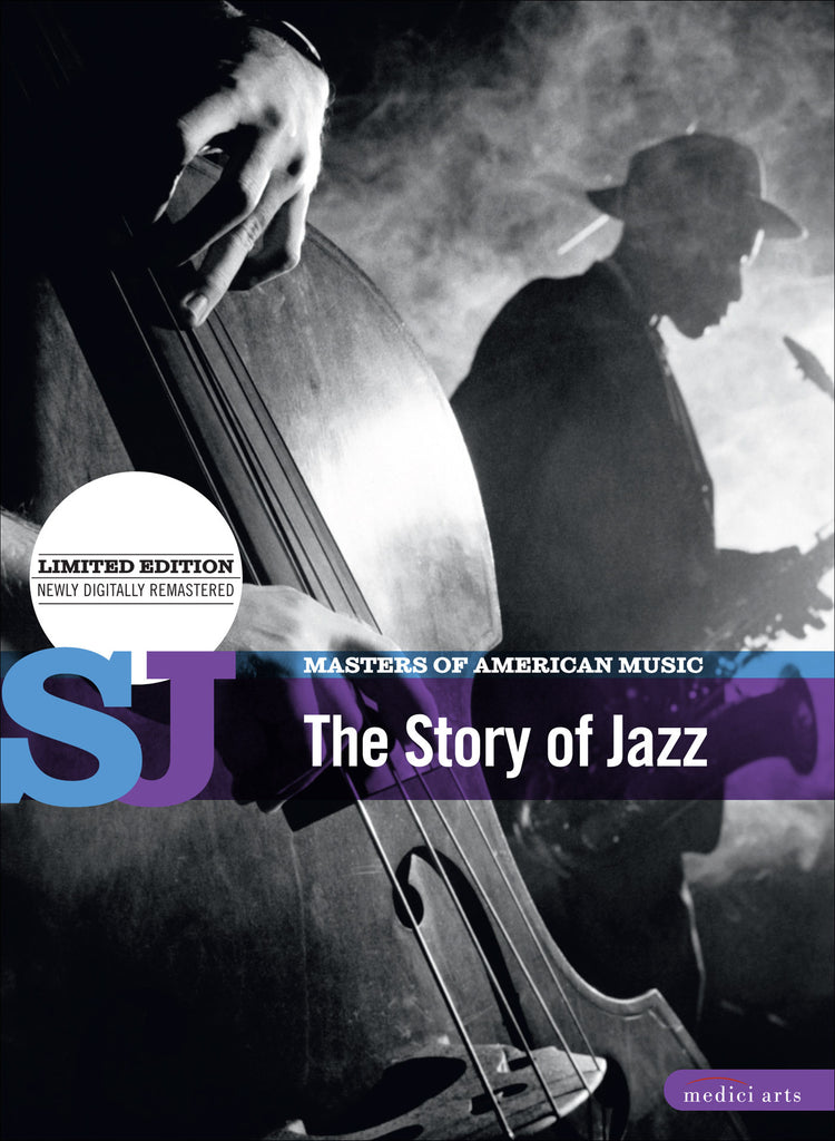The Story of Jazz DVD