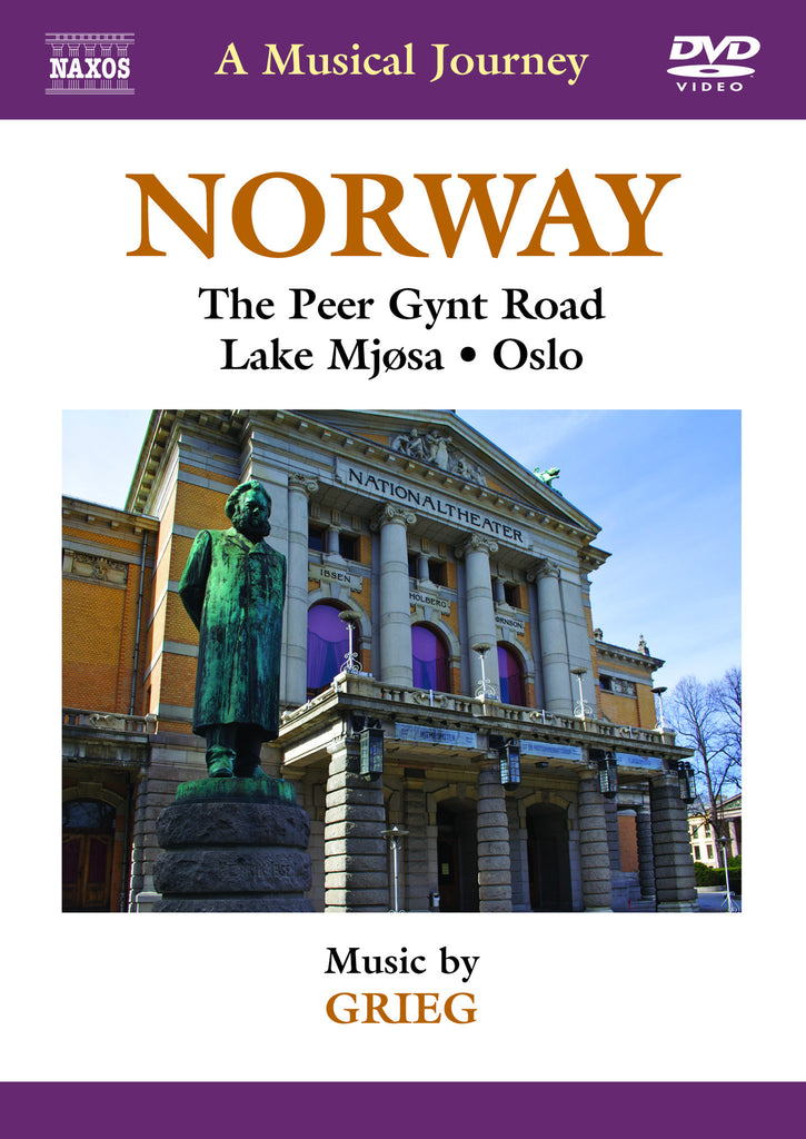 Norway: The Peer Gynt Road, Lake Mjosa, and Oslo