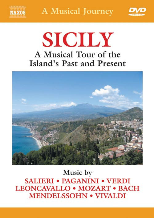 Sicily: Tour of the Island's Past and Present