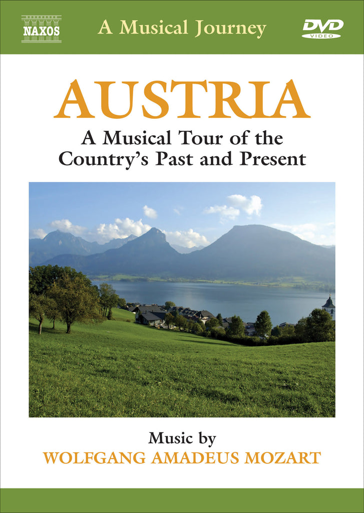 Austria: Musical Tour of the Country's Past and Present