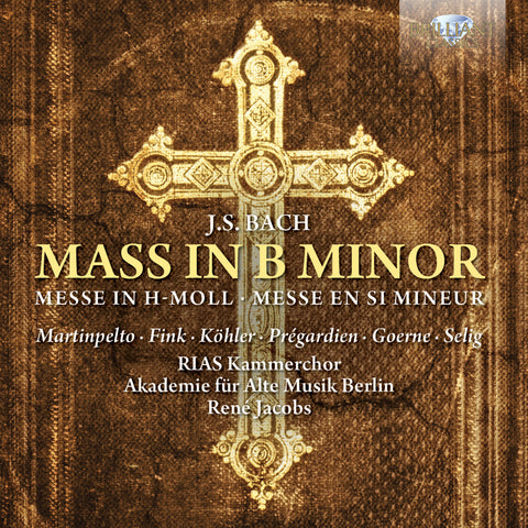 Bach: Mass in B Minor 2-CD Set