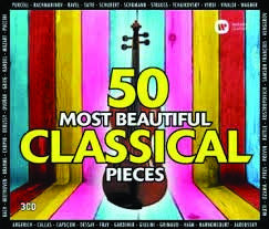 50 Most Beautiful Classical Pieces 3-CD Set