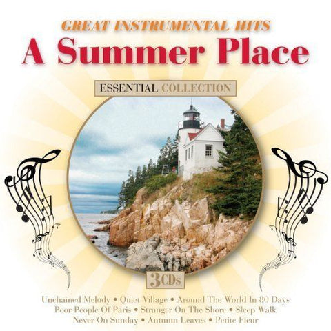 A Summer Place: Great Instrumental Hits 3-CD Set