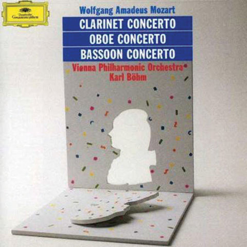 Mozart: Concertos for Clarinet, Oboe, and Bassoon