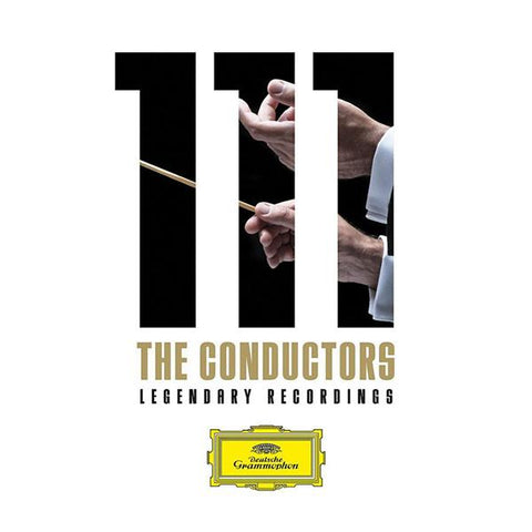 111- The Conductors: Legendary Recordings 40-CD Set