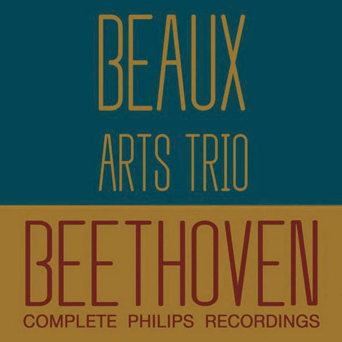 Beethoven: The Piano Trios 10-CD Set