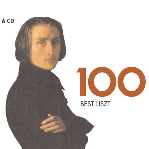 100 Best Liszt   6-CD SET