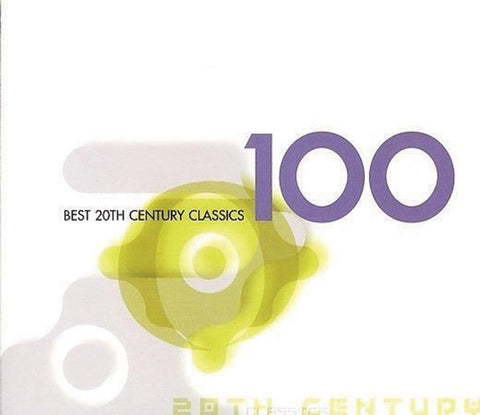 100 Best 20th Century Classics 6-CD SET