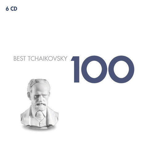 100 Best Tchaikovsky  6-CD SET