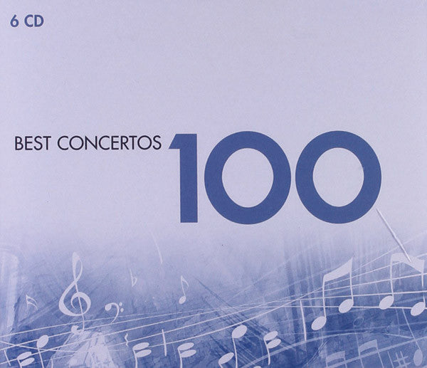 100 Best Concertos 6-CD SET