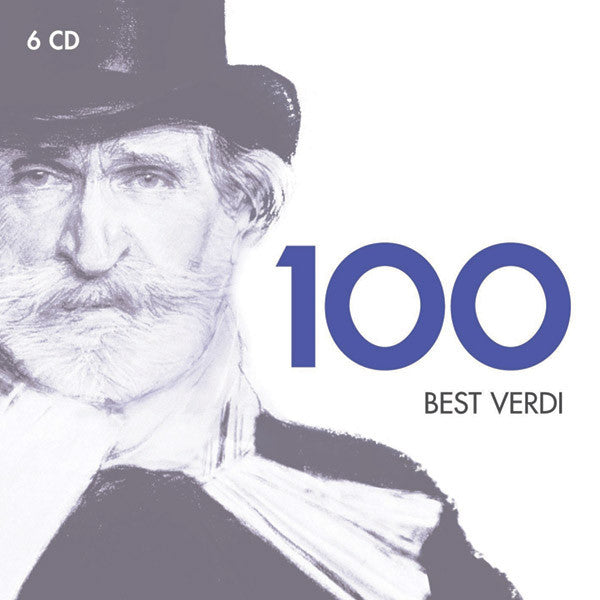 100 Best Verdi  6-CD SET