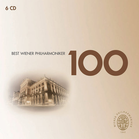 100 Best Vienna Philharmonic  6-CD SET