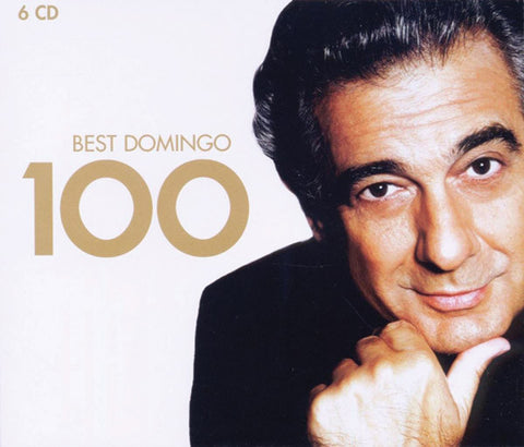 100 Best Placido Domingo 6-CD SET