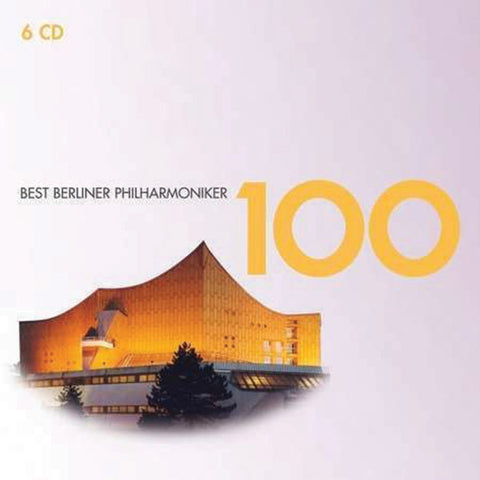 100 Best Berlin Philharmoniker 6-CD SET
