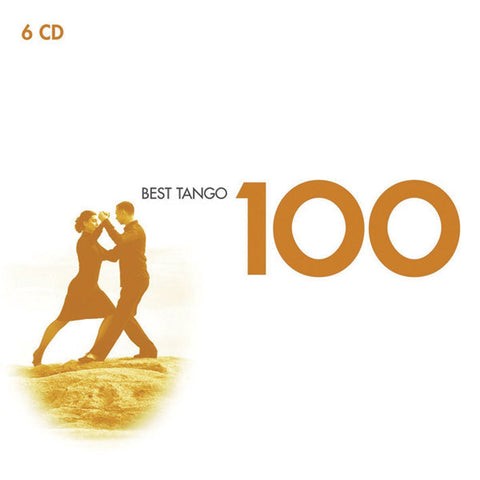 100 Best Tango   6-CD SET