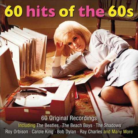 60 Hits of the 60s 3-CD Set