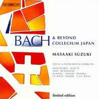 Bach and Beyond 14-CD Set