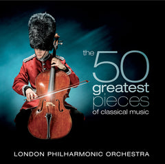 50 Greatest Pieces of Classical Music - 4 CD Set