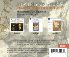 Heavenly Creatures: Female Voices of the Middle Ages 3 CD set
