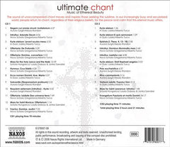 Ultimate Chant: Music of Ethereal Beauty - 2 CD Set