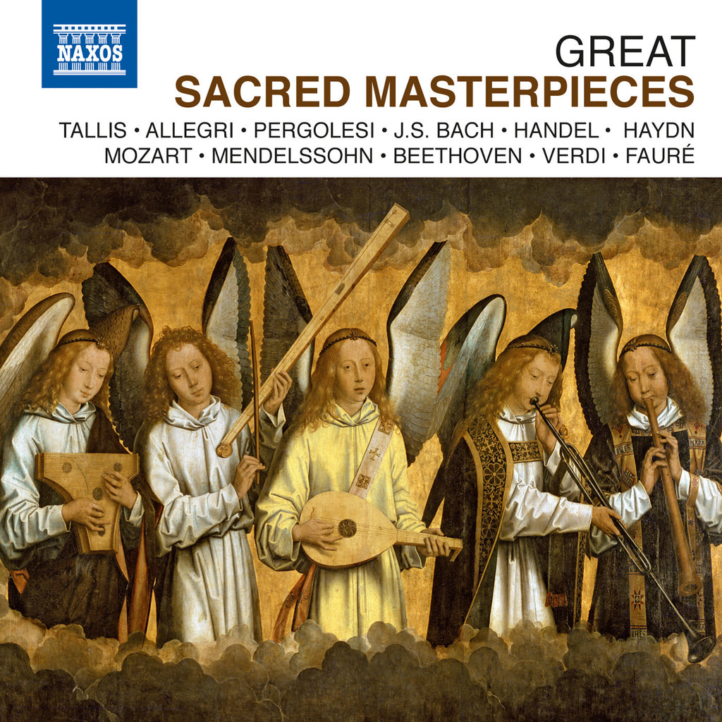 Great Sacred Masterpieces 10-CD Set