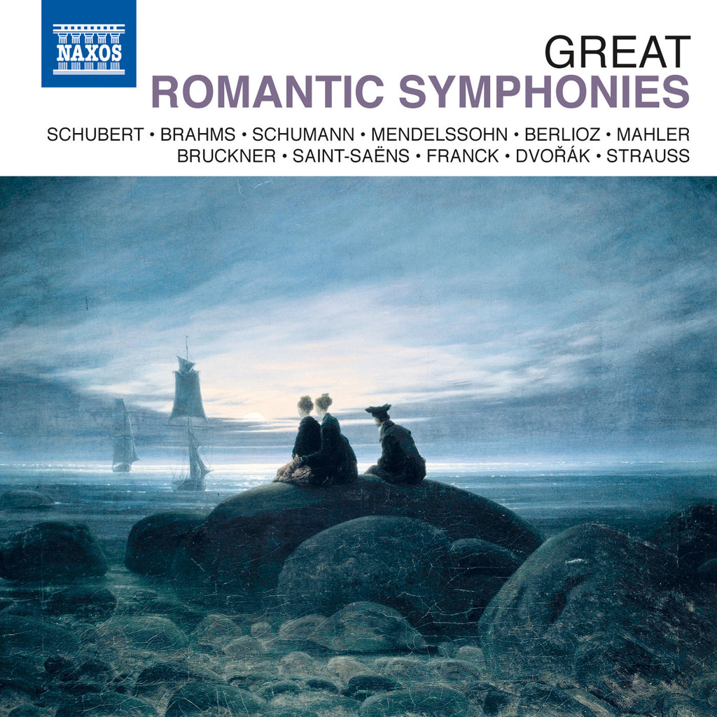 Great Romantic Symphonies 10-CD Set
