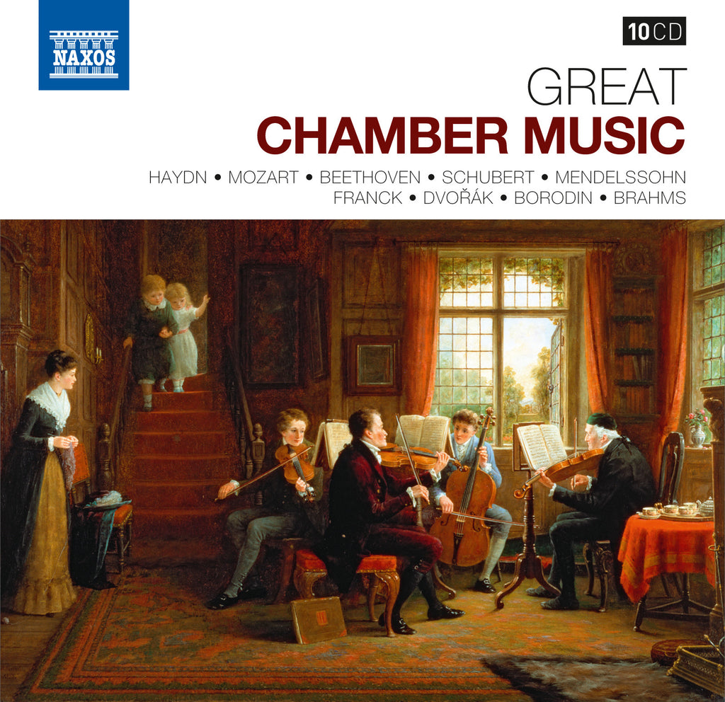 Great Chamber Music CD10