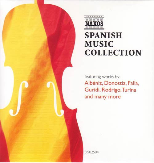 Spanish Music Collection 25 CD Set