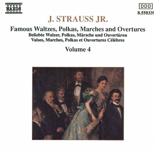 Johann Strauss II: Waltzes, Polkas, Marches and Overtures