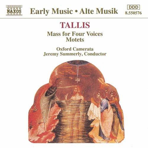 Tallis: Mass for Four Voices / Motets