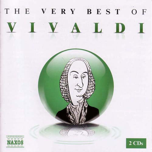 Vivaldi: Very Best Of -- 2CD