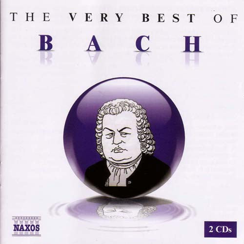 Bach: Very Best Of -- 2CD