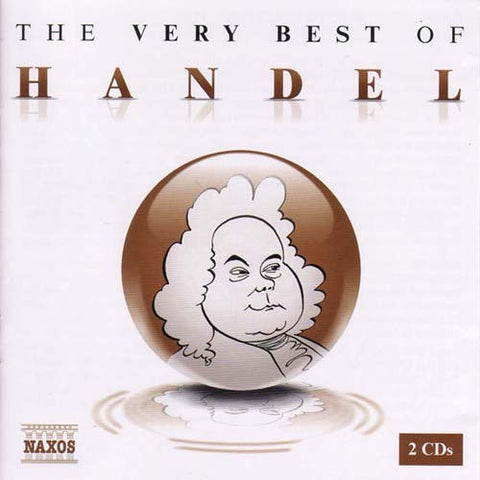Handel: Very Best Of -- 2CD
