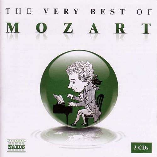 Mozart: Very Best Of -- 2CD