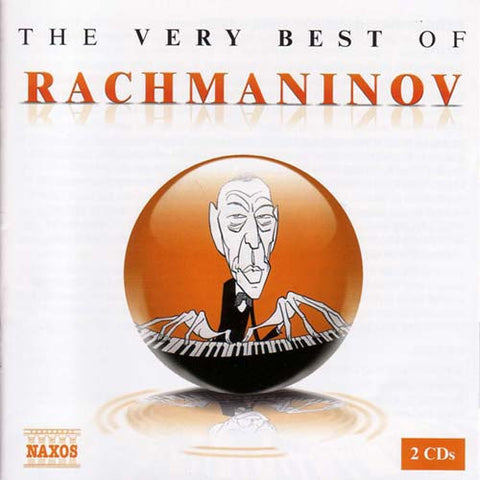 Rachmaninoff: Very Best Of -- 2CD