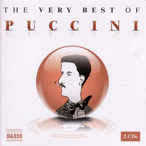 Puccini: Very Best Of -- 2CD