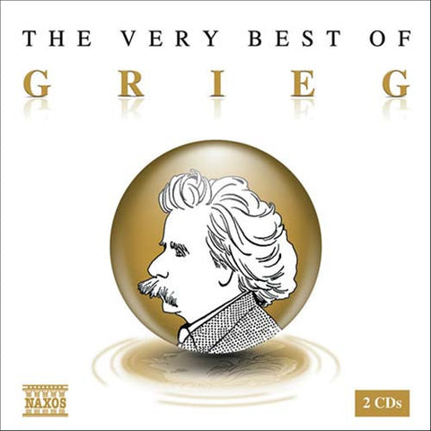 Grieg: Very Best Of -- 2CD