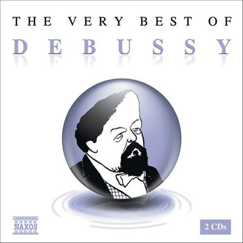 Debussy: Very Best Of -- 2CD