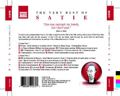Satie: Very Best Of -- 2CD