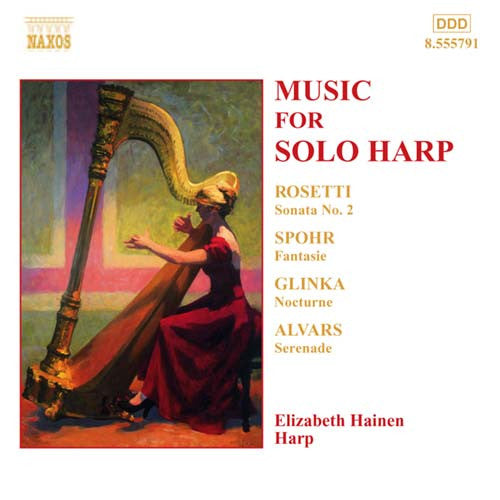 Music for Solo Harp