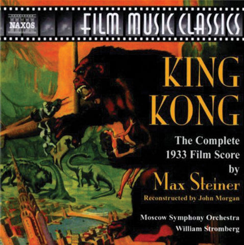 King Kong Complete Score: Max Steiner