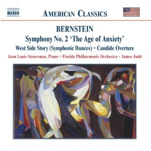 Age of Anxiety: Symphony 2/Candide Overture