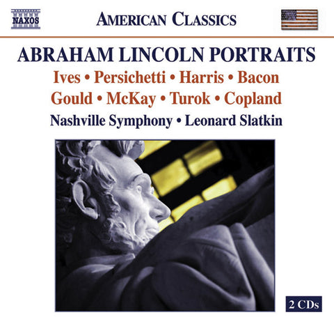 Abraham Lincoln: Portraits 2-CD Set