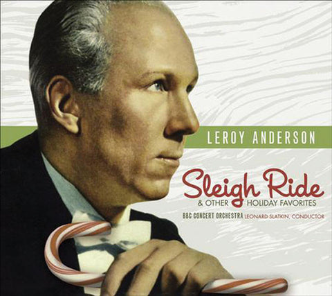 Anderson: Sleigh Ride and Other Holiday Favorites