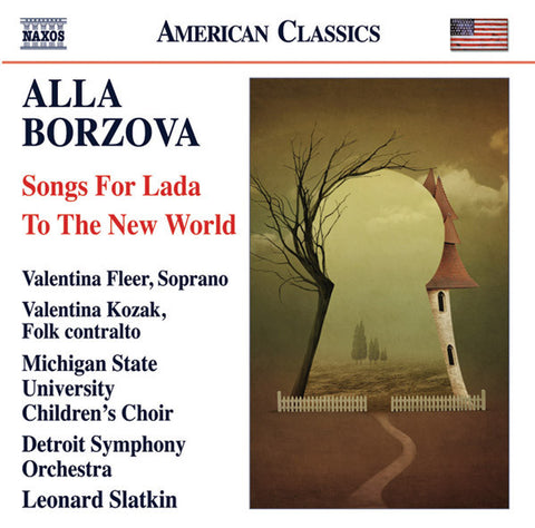 Alla Borzona: Songs for Lada - To The New World