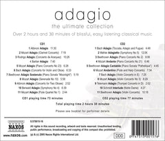 Adagio: The Ultimate Collection 2 CD set